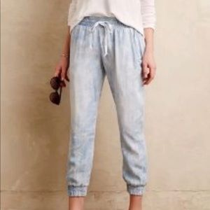Anthropologie Cloth and Stone Joggers